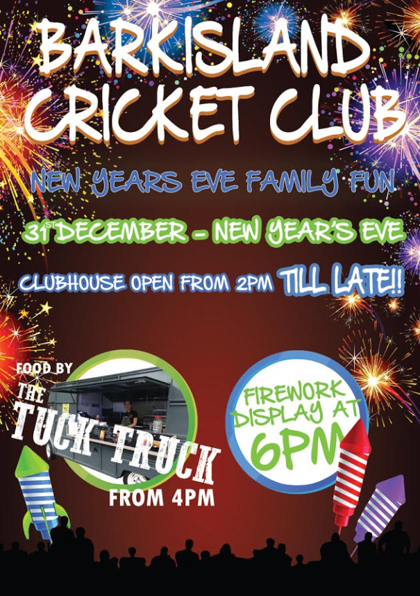 BCC New Years Eve