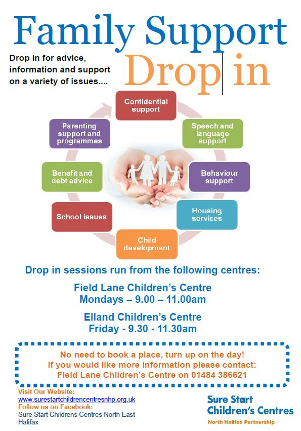 Family Support Drop In Centre