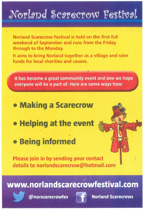 Norland Scarecrow Information