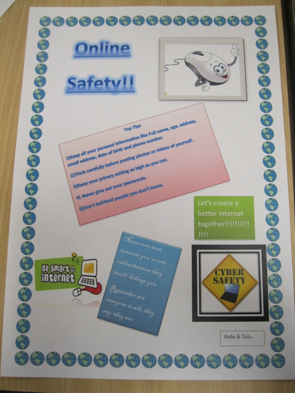 Safer Internet Day | Barkisland CE (VA) Primary School
